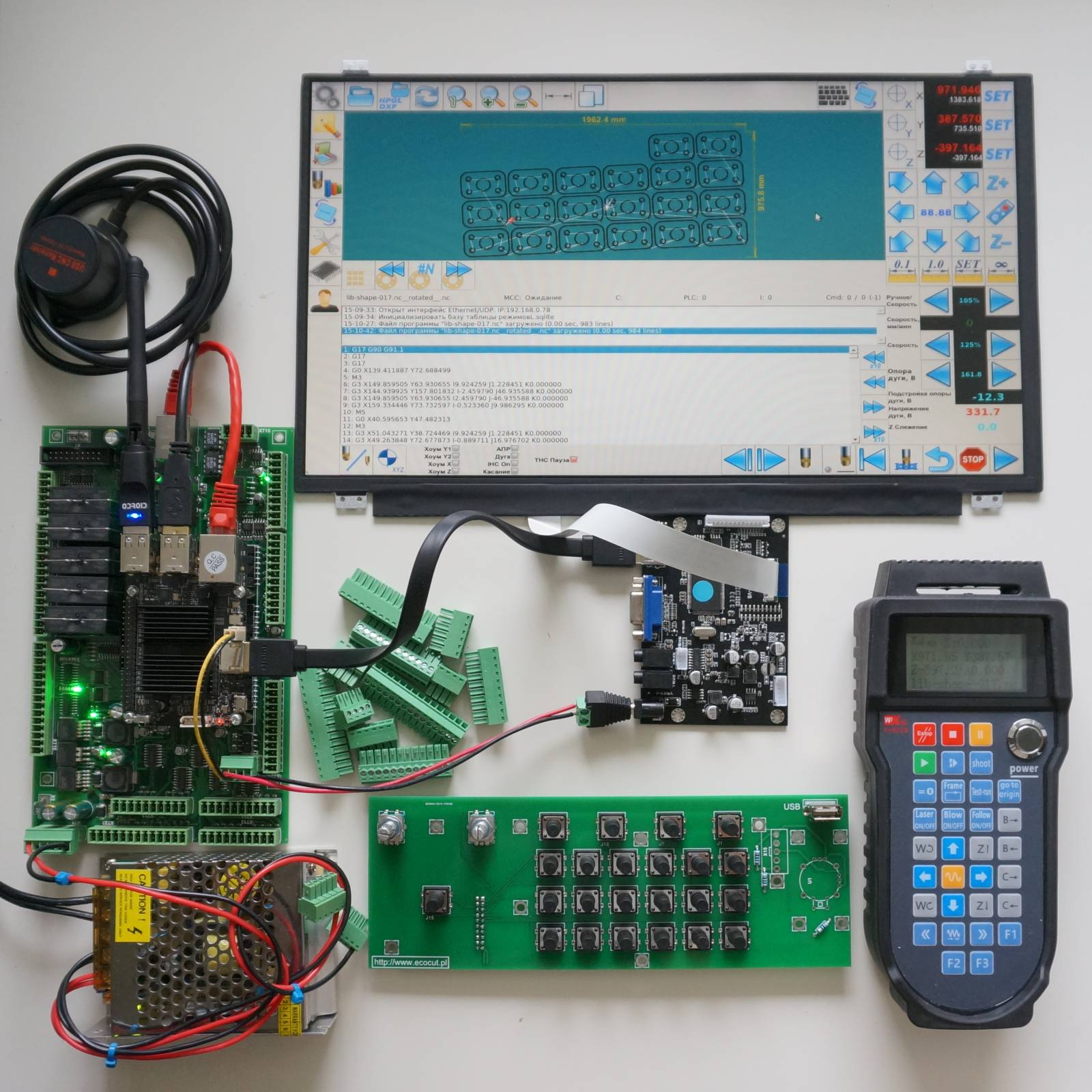 myCNC - advanced CNC control, software - Blog