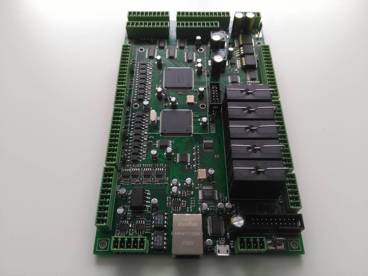 myCNC - advanced CNC control, software - Ethernet CNC controller ...