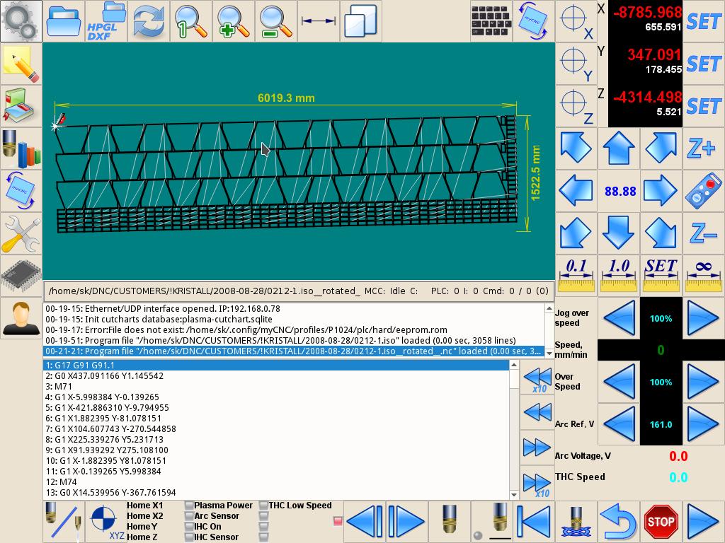 Mycnc Advanced Cnc Control Software Satellite And Antenna Wiring Diagram